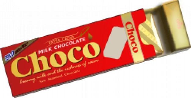 Lotte ghana schokolade