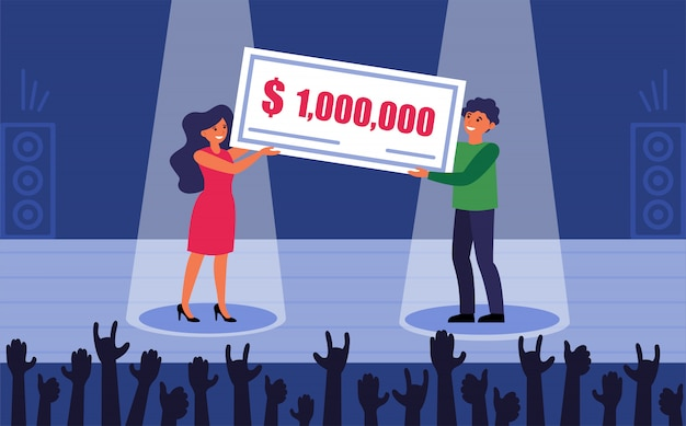 Lotteriepreisträger