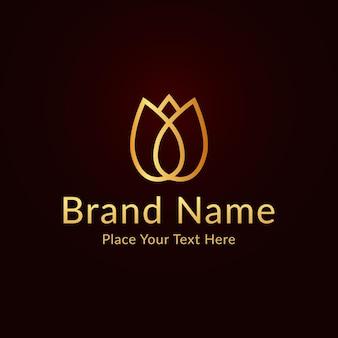Lotus-logo-vorlage