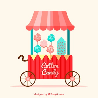 Lovely süßigkeiten kiosk