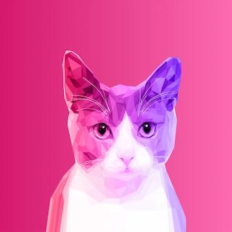 Low poly art kat.-nr.