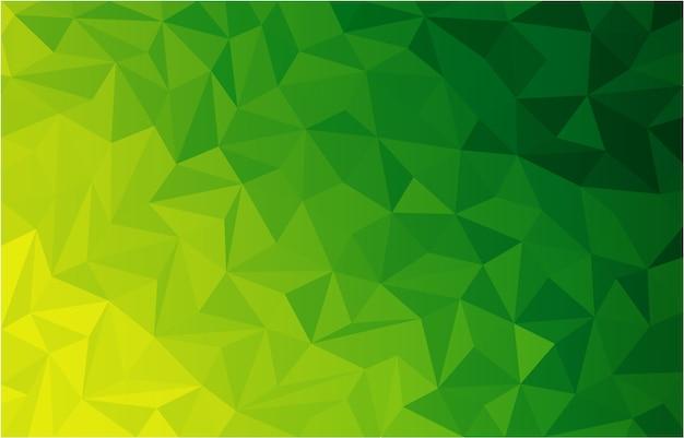 Lowpoly dreieckiger geometrischer polygonaler kühler abstrakter hintergrund