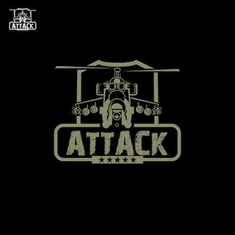 Luftangriff-logo
