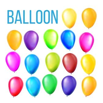 Luftballons set