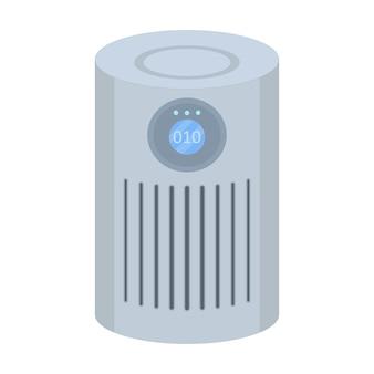 Luftreiniger filtration von viren und schmutziger luft