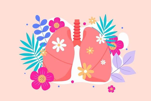 Lungengesundheitspflege