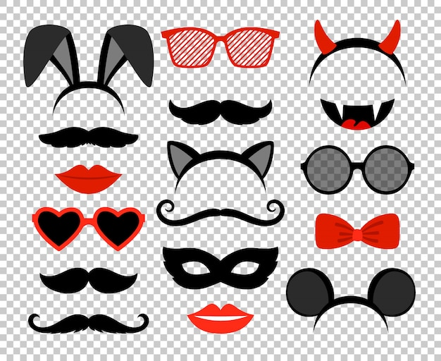 Lustige masken
