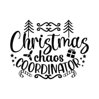 Lustige weihnachtszitate svg-schriftzug-vektor