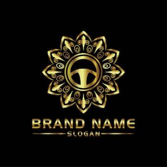 Luxuri auto logo
