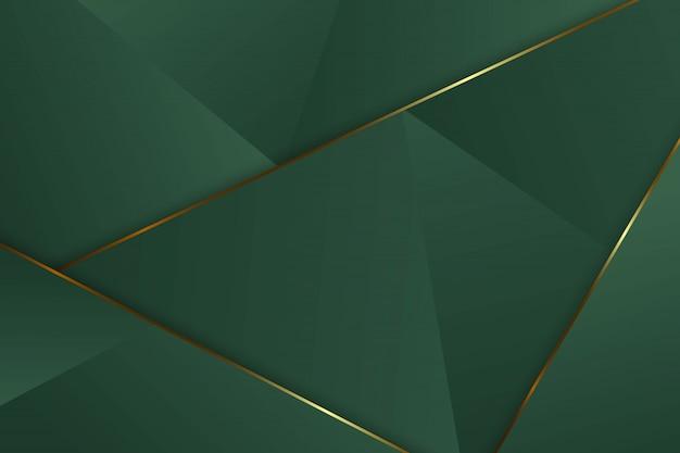 Luxus dreieck hintergrund