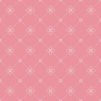 Luxus geometrische islamische nahtlose musterhintergrundtapete