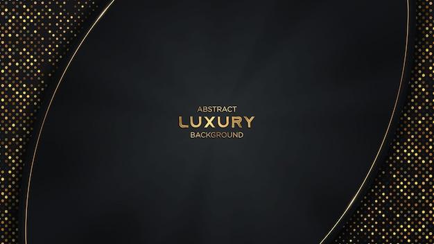 Luxus-halbton-eleganter abstrakter hintergrund mit kopierraum für text