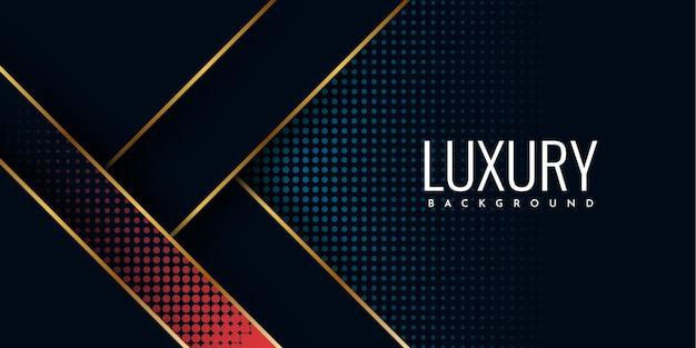 Luxus hintergrund illustration vorlage design