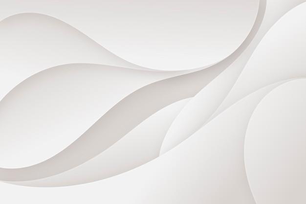 Luxus-hintergrund im papierstil