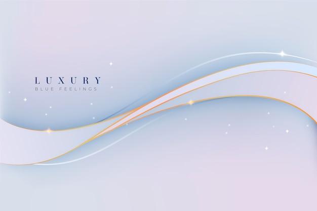 Luxus-hintergrund mit farbverlauf