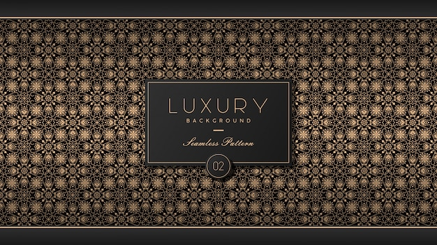 Luxus hintergrundmuster