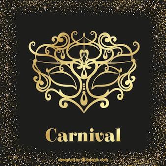 Luxus karneval hintergrund