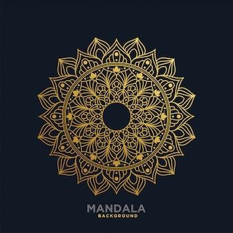 Luxus-mandala-design