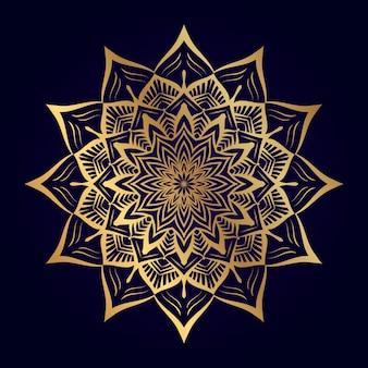 Luxus-mandala-kunst