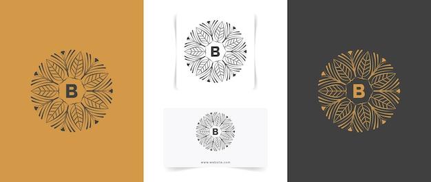 Luxus-mandala-logo-design.