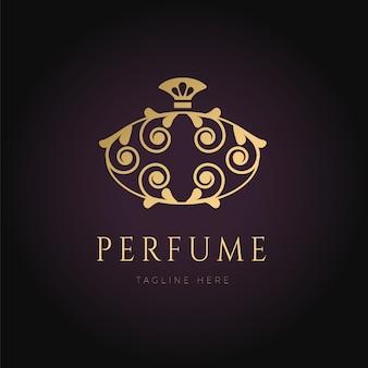 Luxus-parfüm-logo