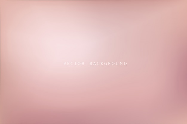 Luxus roségold abstrakten hintergrund mit farbverlauf