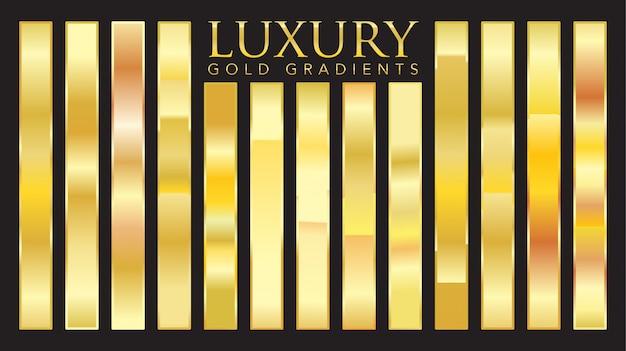 Luxuxgoldsteigungen