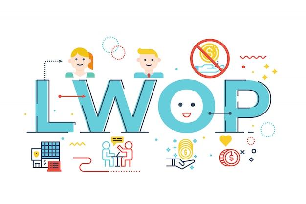 Lwop - ohne bezahlung verlassen