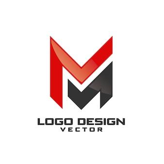 M buchstaben logo