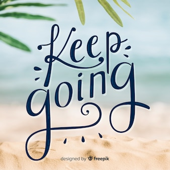 Mach weiter