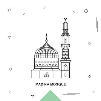 Madina-moschee