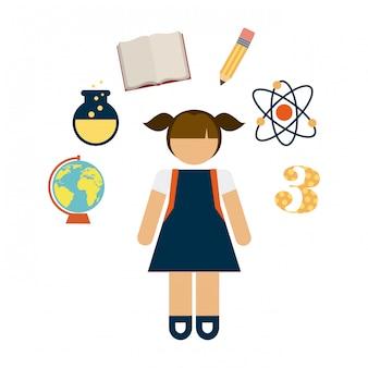 Mädchen design