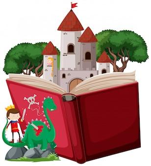 Märchengeschichte von prinz