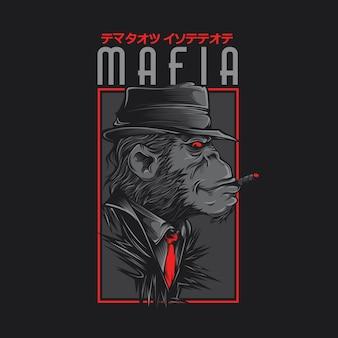 Mafia-affe