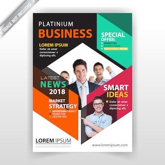 Magazin broschüre design