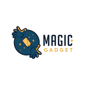 Magic gadget-logo