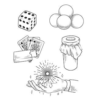 Magier-werkzeuge
