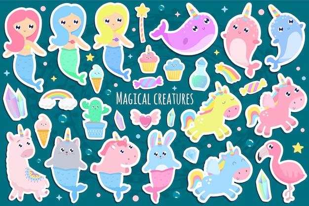 Magische kreaturen