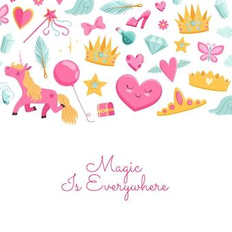 Magische und märchenhafte elemente