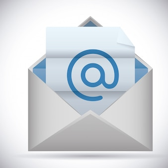 Mail-icon-design