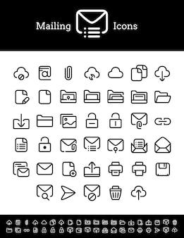 Mailing-symbole