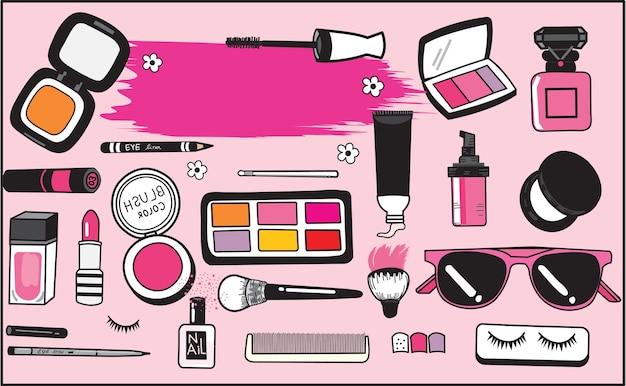 Make-up-vektor