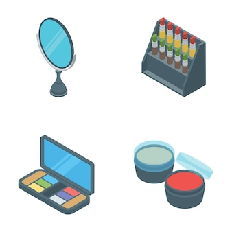 Makeup icons pack