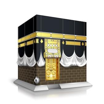 Makkah kaaba hajj muslime islamisches mekka