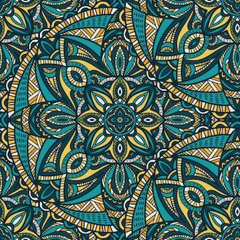 Mandala abstrakten hintergrund