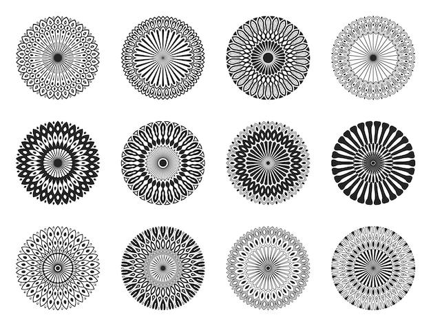 Mandala-design-kollektion
