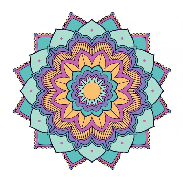 Mandala-design