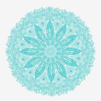 Mandala hintergrund-design