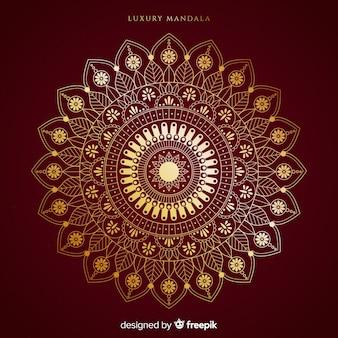 Mandala-hintergrund