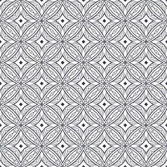 Mandala. rundes verzierungs-muster. vintage dekorative elemente